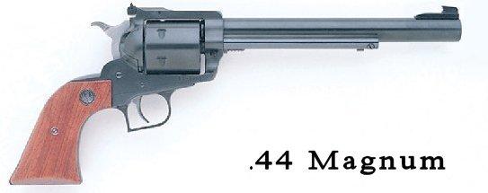 44 mag benchmark hand cannon ruger super blackhawk